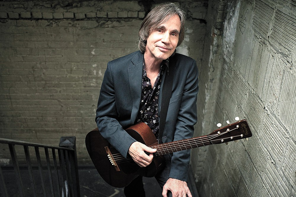 Jackson Browne - DANNY CLINCH PHOTO