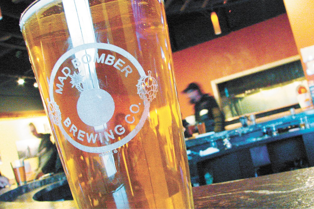 Mad Bomber Brewing has acquired North Idaho Cider. - CARRIE SCOZZARO PHOTO