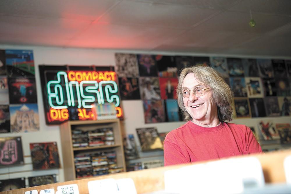 4,000 Holes owner Bob Gallagher. - DEREK HARRISON PHOTO