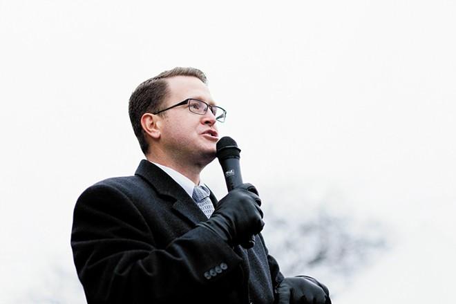 Rep. Matt Shea