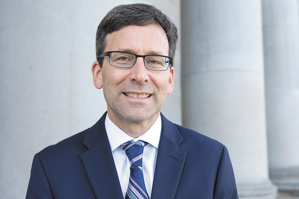 Attorney General Bob Ferguson sued a Richland florist for discriminating against a gay couple.