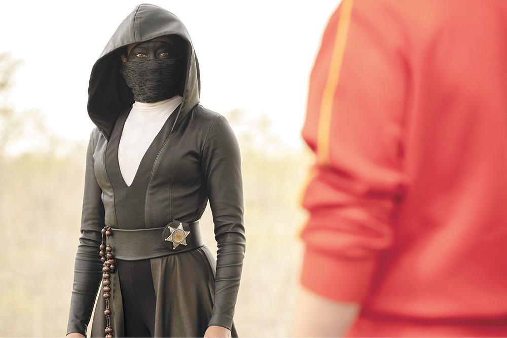 Watchmen hits HBO.