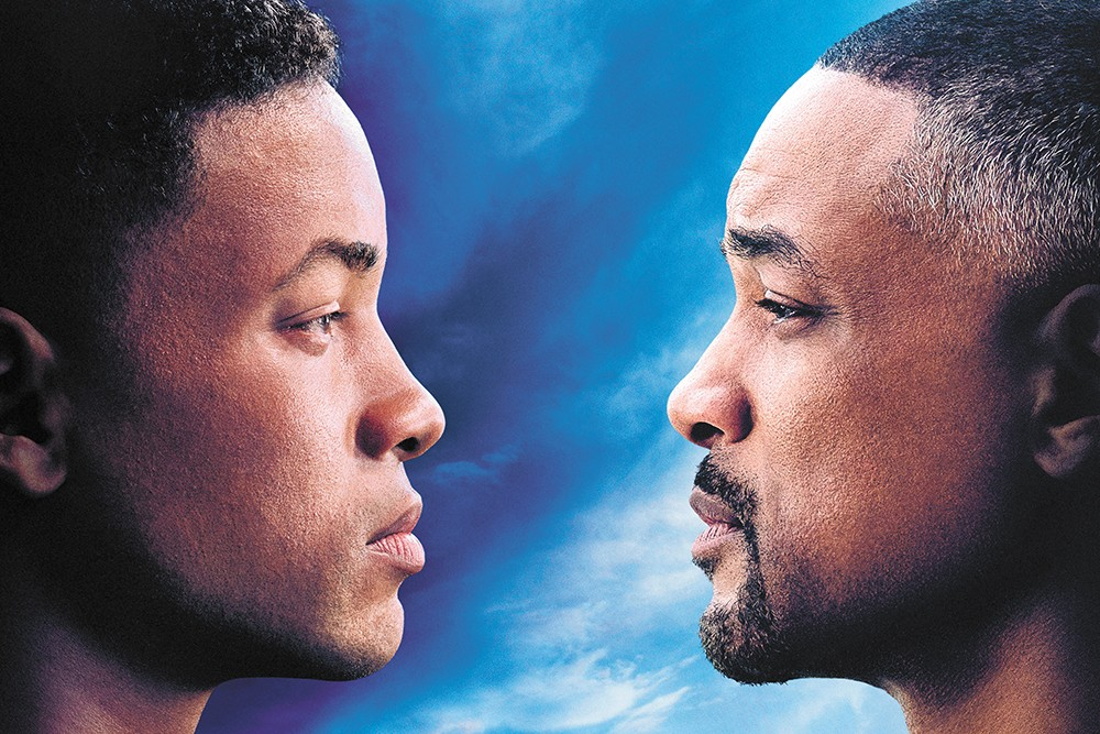Will Smith and Will Smith star in the disappointing Gemini Man.