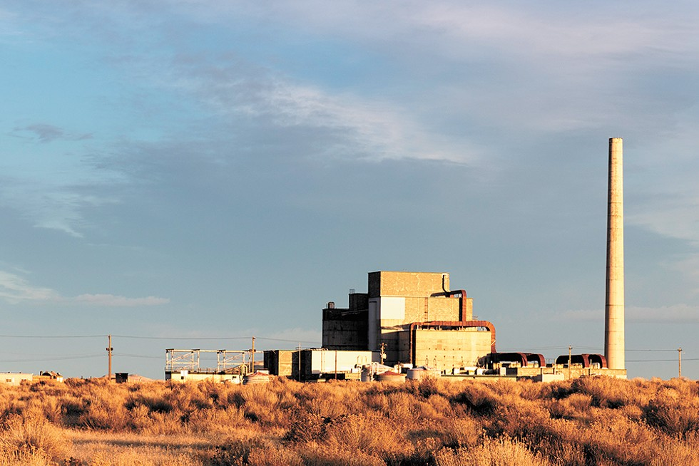Hanford's decommissioned B Reactor became part of the three-site Manhattan Project National Historical Park in November 2015. - COURTESY OF THE NATIONAL PARK SERVICE