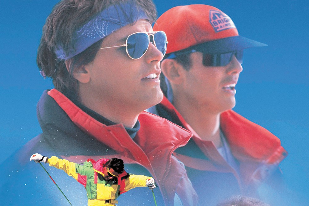 The '90s are alive in Aspen Extreme.