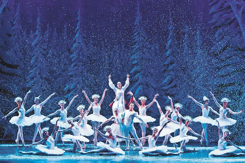 Catch The Nutcracker with the Spokane Symphony Dec. 5-8.
