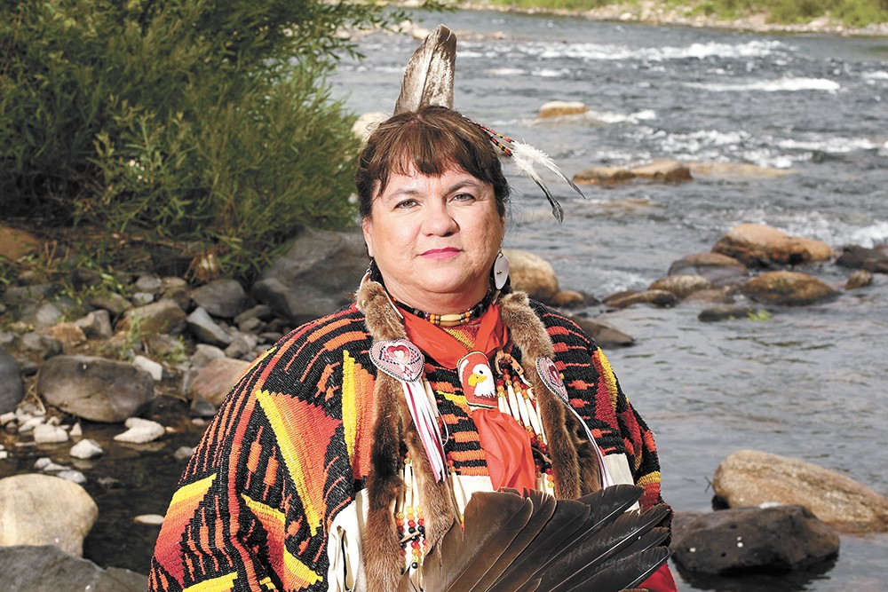 Margo Hill, a member of the Spokane Tribe, knows from her work as a tribal attorney and tribal court judge that the U.S. justice system isn't always fair to Native American victims of serious crimes. - YOUNG KWAK PHOTO