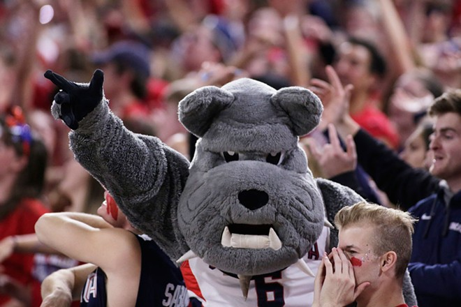 The Zags are back ranked No. 1 one year after losing two NBA first-round draft picks. - YOUNG KWAK