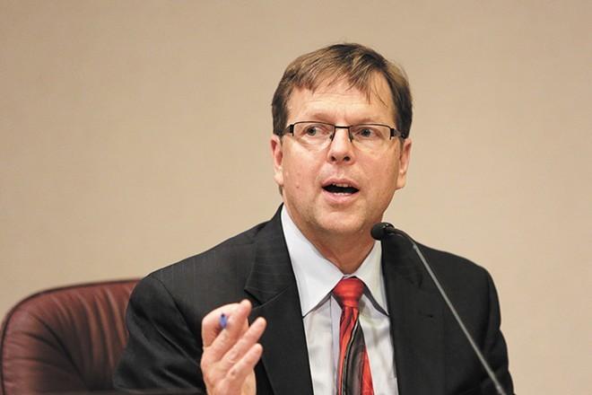 CIty Council President Breean Beggs
