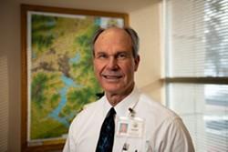 David Callahan, Kootenai County's Community Development director