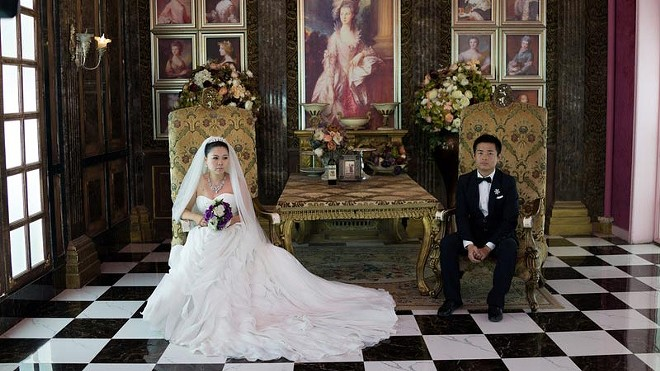 The documentary China Love, which screens March 5 at the Spokane International Film Festival.