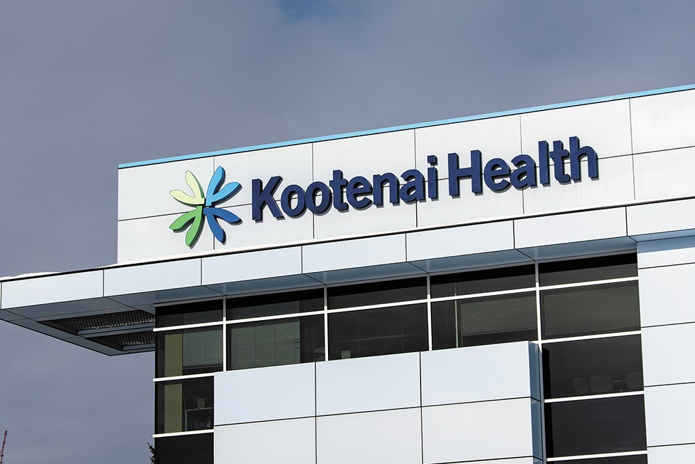 Kootenai Behavioral Health across the state border has a program that provides acute care for younger kids having a mental health emergency. - ERICK DOXEY PHOTO
