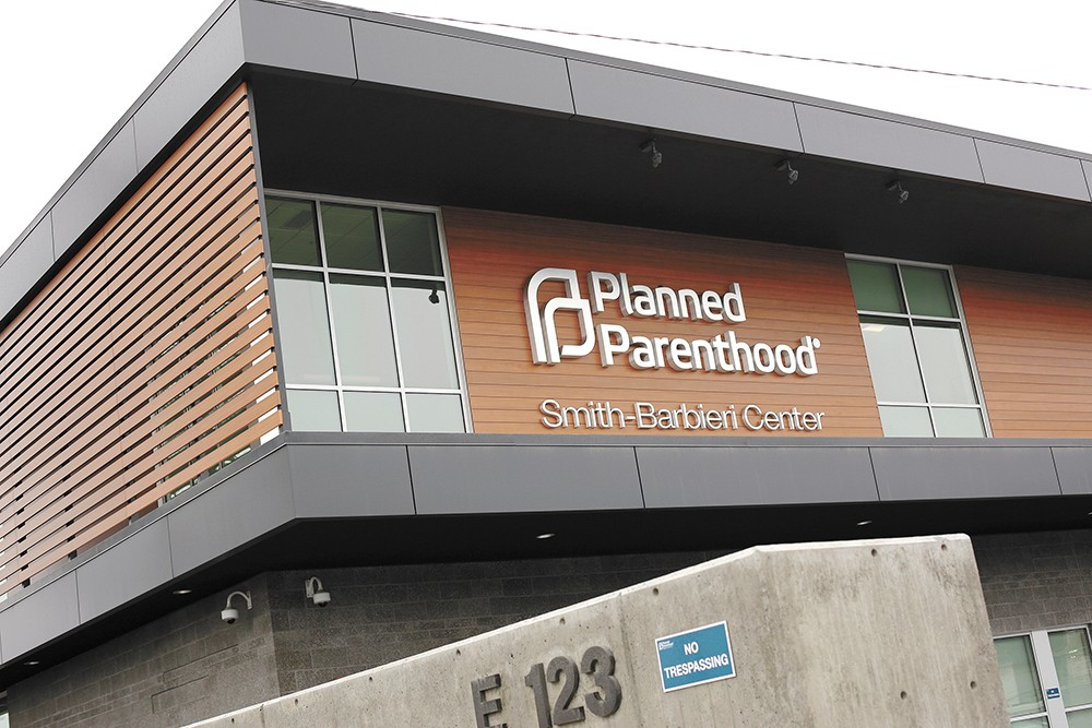 Unlike CPCs, Planned Parenthood operates a full health clinic with primary care, behaviorial health and reproductive health services. They are one of the only regional resources for women who want an abortion. - YOUNG KWAK PHOTO