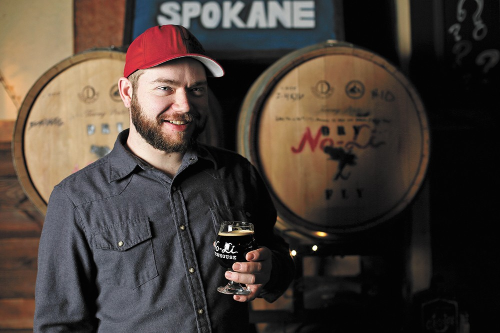 The Inland Northwest's brewery scenes continues to grow, led by longtime stalwarts No-Li.