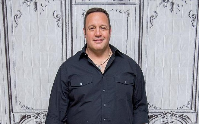 Kevin James brings his stand-up tour to Spokane May 21.