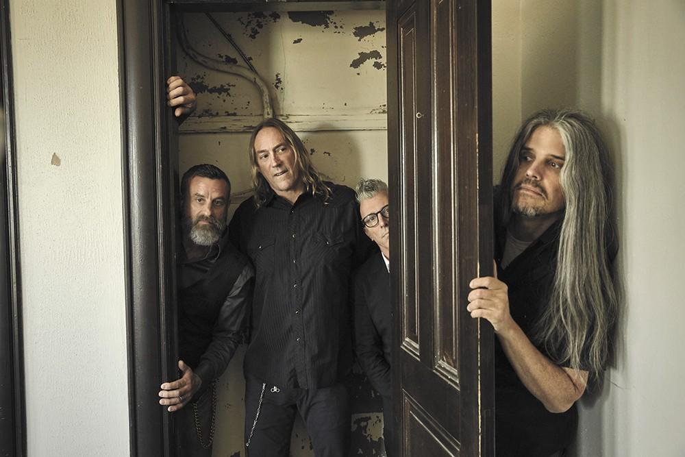 Tool performs at the Spokane Arena on Monday night. - TRAVIS SHINN PHOTO