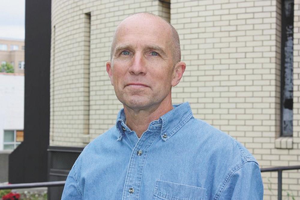 Dr. Bob Lutz, Spokane Regional Health District's health officer.