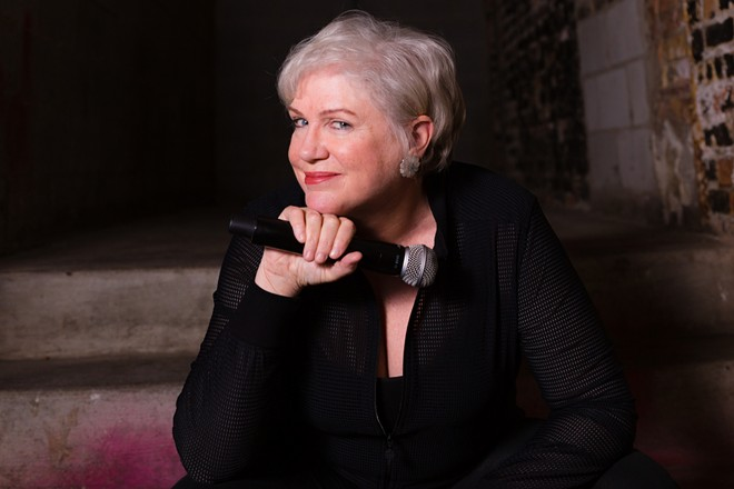 Amongst the shows affected is the live taping of Spokane native Julia Sweeney's comedy special.