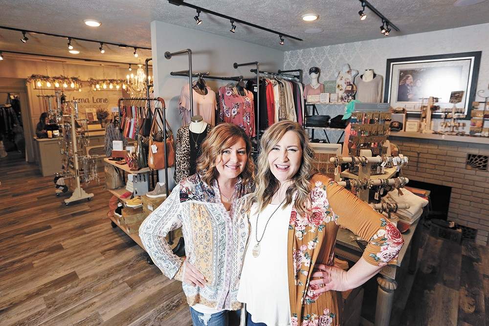 Owner Jani Davis, left, and Manager Janae Madsen, who is also Davis' daughter. - YOUNG KWAK PHOTO