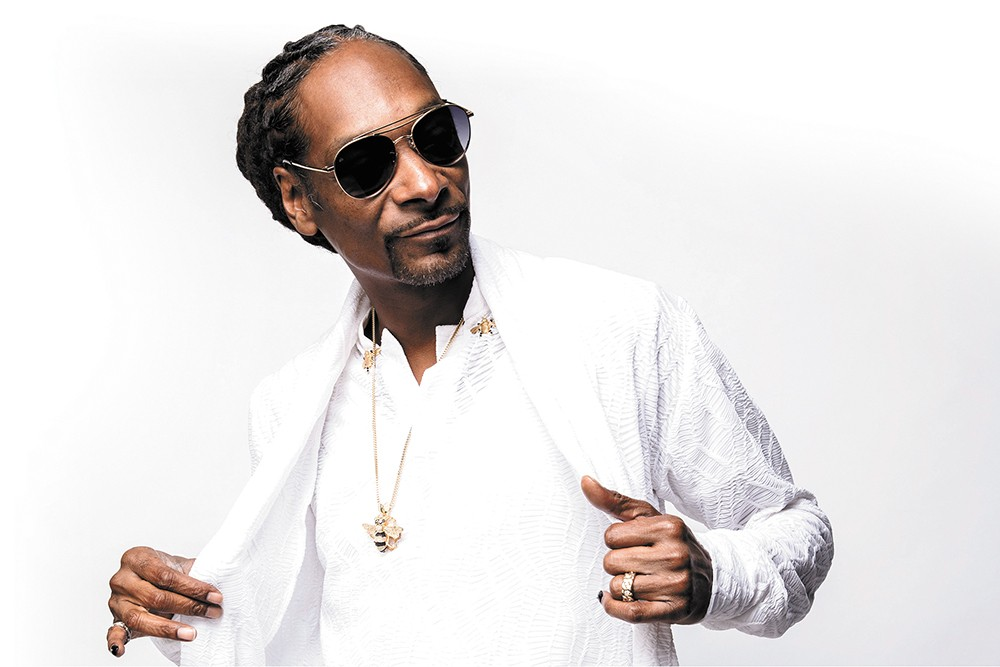 No one does it like Snoop.