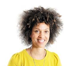 Terrain Executive Director Ginger Ewing