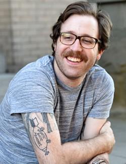 Joseph Edwin Haeger is a local author.