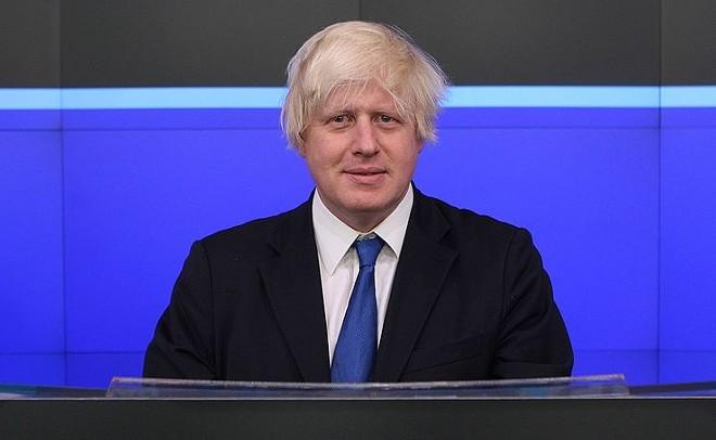 Boris Johnson, UK prime minister, now has the coronavirus. - WIKIMEDIA COMMONS