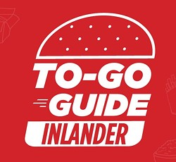 "You can sort our To-Go Guide by area, cuisine and other keywords. For each location that is offering takeout, you'll see a ""COVID-19 Notes"" section at the top of the entry. Click the image to visit the Inlander's To-Go Guide."