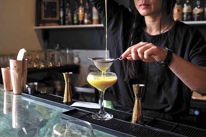 When your favorite bar will be able to reopen largely depends on how they operate, but many will be able to open with restrictions in the second phase of Washington's reopening plan. - HECTOR AIZON PHOTO
