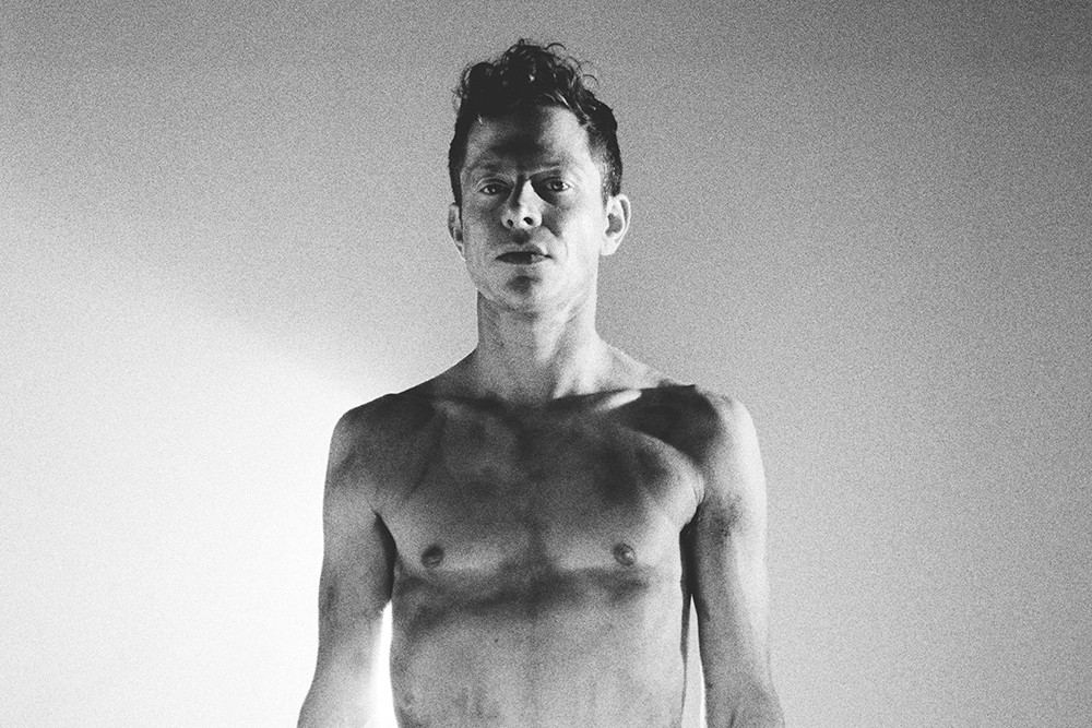 Perfume Genius' Mike Hadreas is known for evocative, poetic lyrics exploring queer identity and physical pain. - CAMILLE VIVIER PHOTO