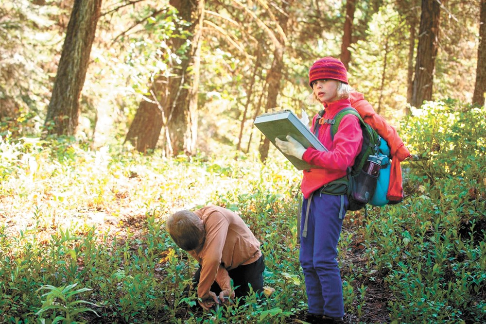 Help your kids discover the wonders of nature. - UNIVERSITY OF IDAHO PHOTO