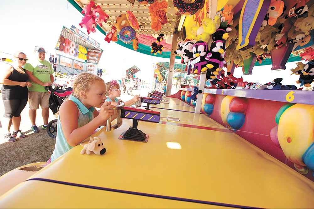 The Spokane County Interstate Fair is scheduled for Sept. 11-20. - YOUNG KWAK PHOTO