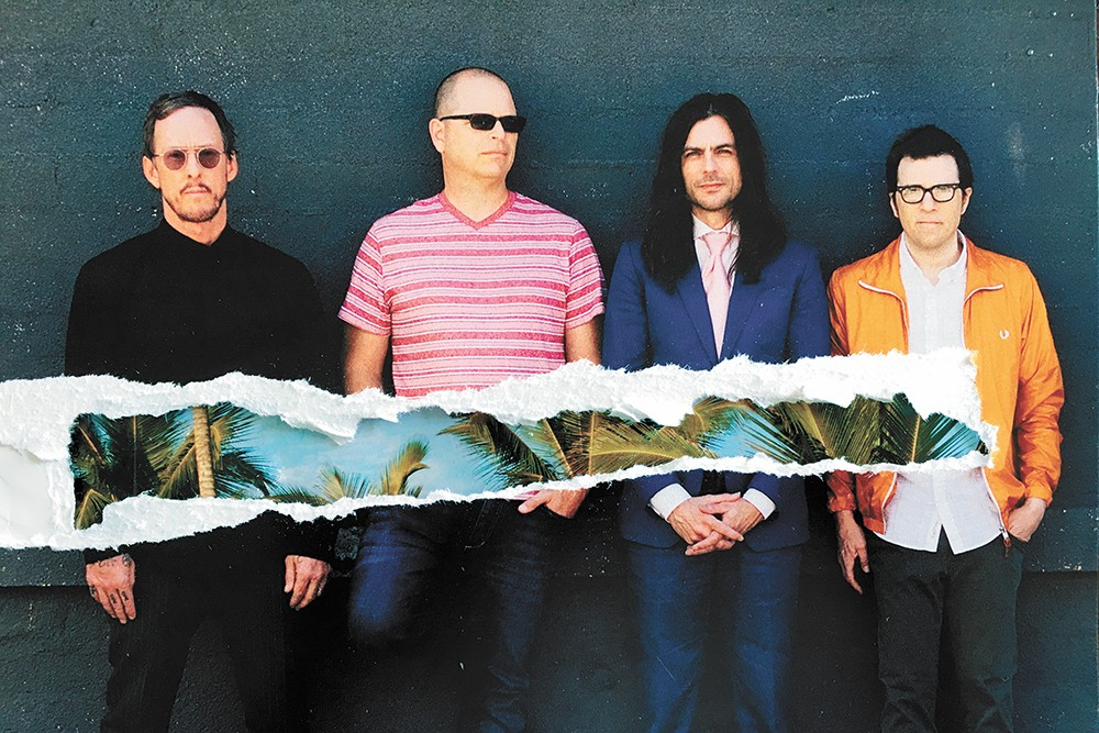 Weezer: So good and so bad.