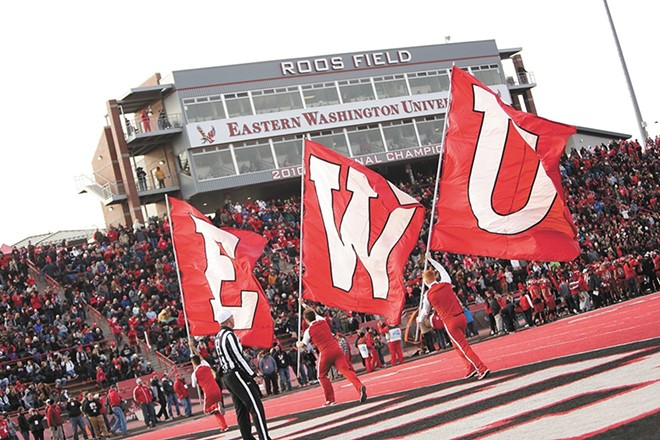 EWU is picked to finish fourth in the Big Sky in 2020. - YOUNG KWAK