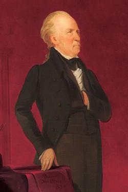 William Clark didn't free his slave York after his Northwest trip. - NATIONAL PORTRAIT GALLERY/SMITHSONIAN INSTITUTION