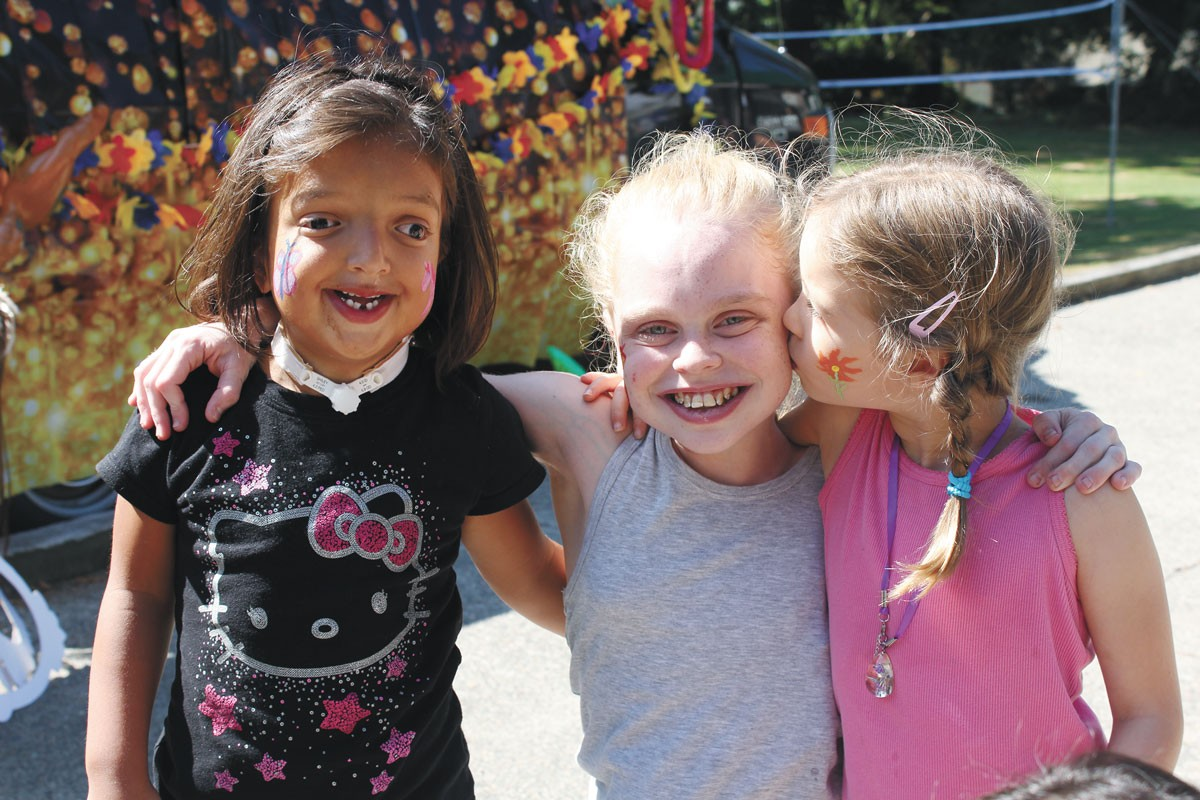 Since 1989, Ashley House Northwest has been providing a refuge for children with disabilities in Washington.