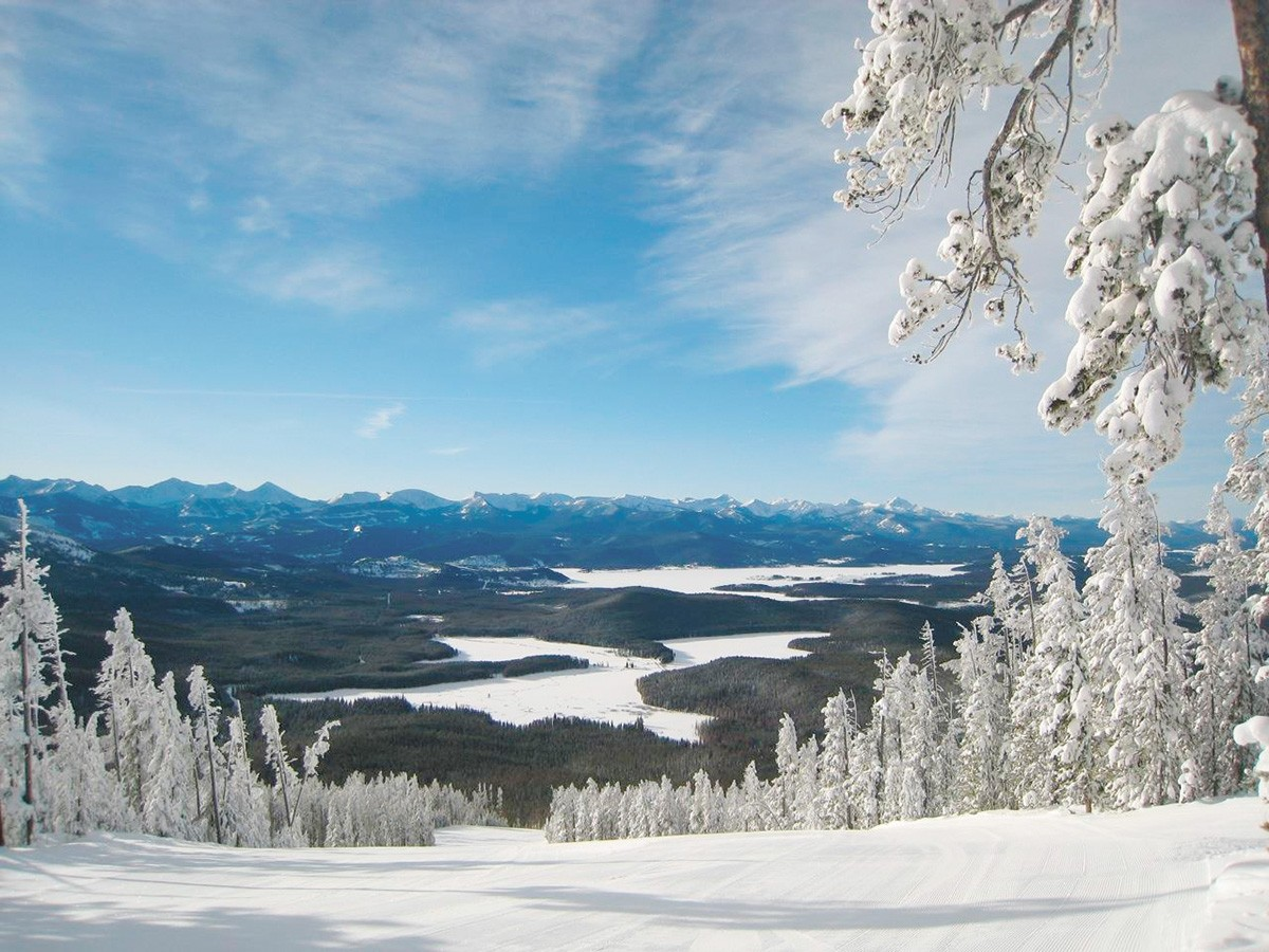 Reminiscing about those last days on the mountain. - DISCOVERY SKI AREA PHOTO