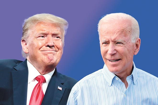 The biggest driver of political spending this year has been — no surprise — the presidential race, as enormous sums have, in particular, poured into supporting Joe Biden's bid to oust President Donald Trump.
