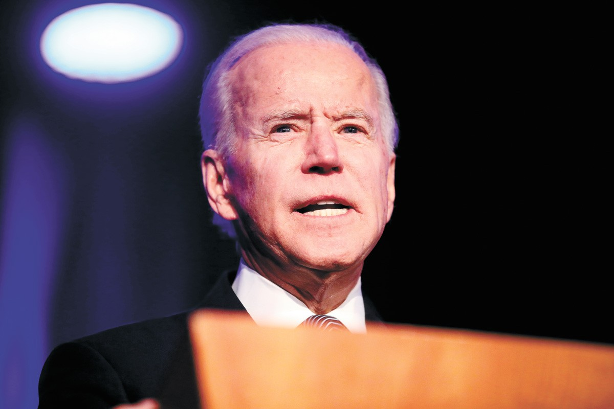 Congrats, President-elect Joe Biden. - GAGE SKIDMORE PHOTO