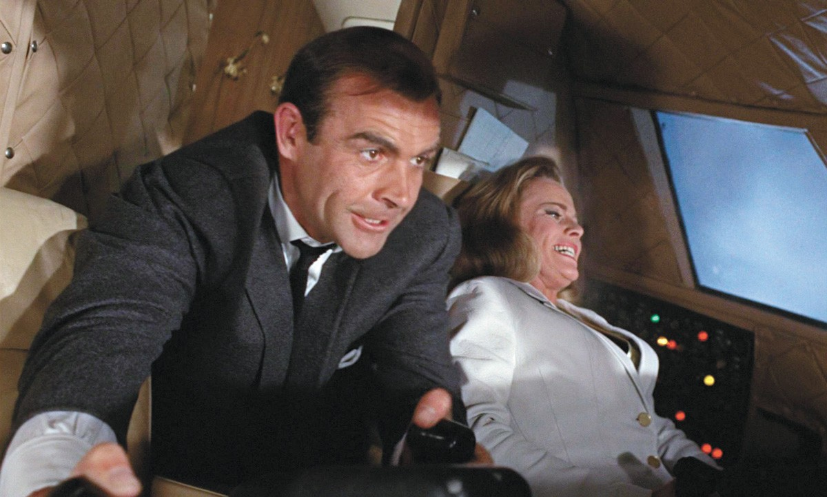 Goldfinger is considered one of the best Bond flicks by fans, with good reason.