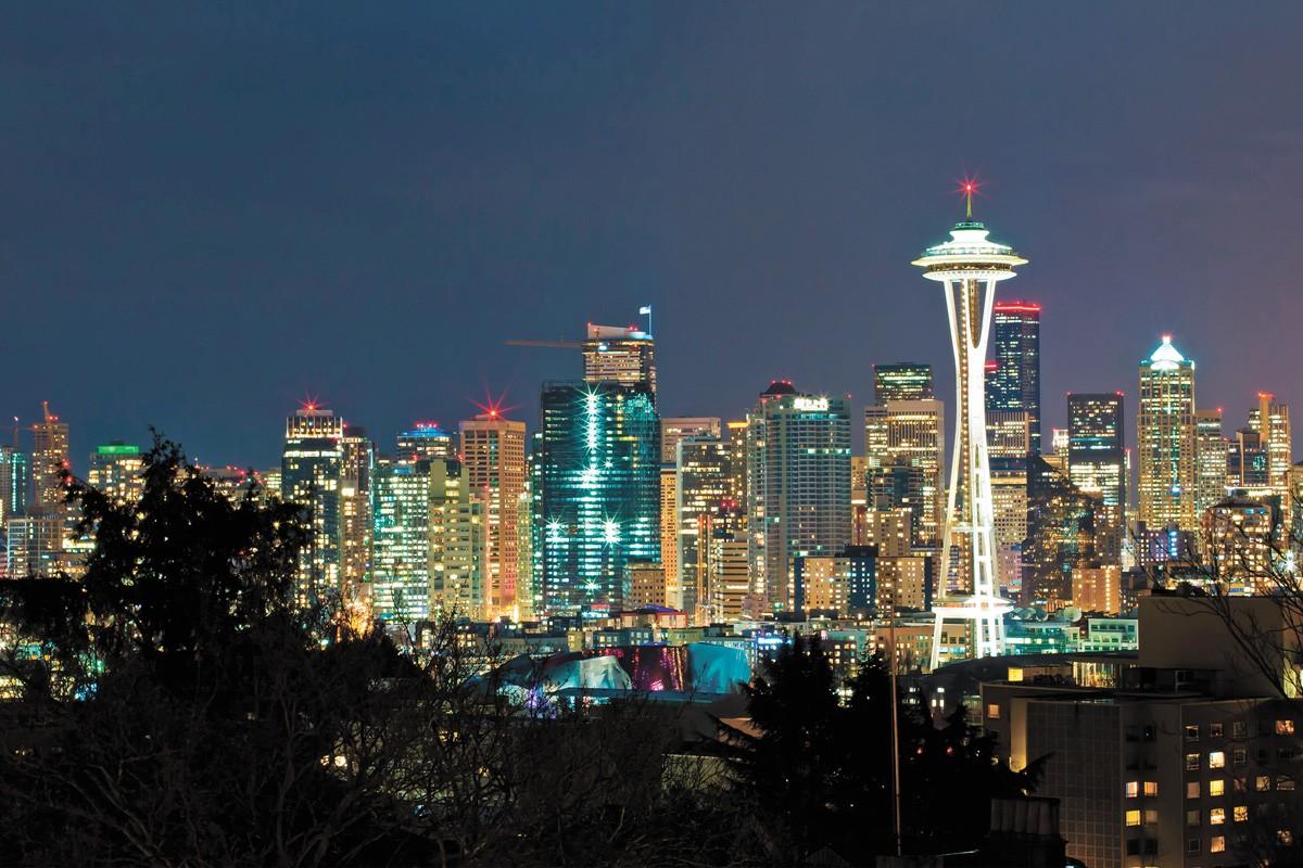 A shining city worth a death-defying drive — sometimes.