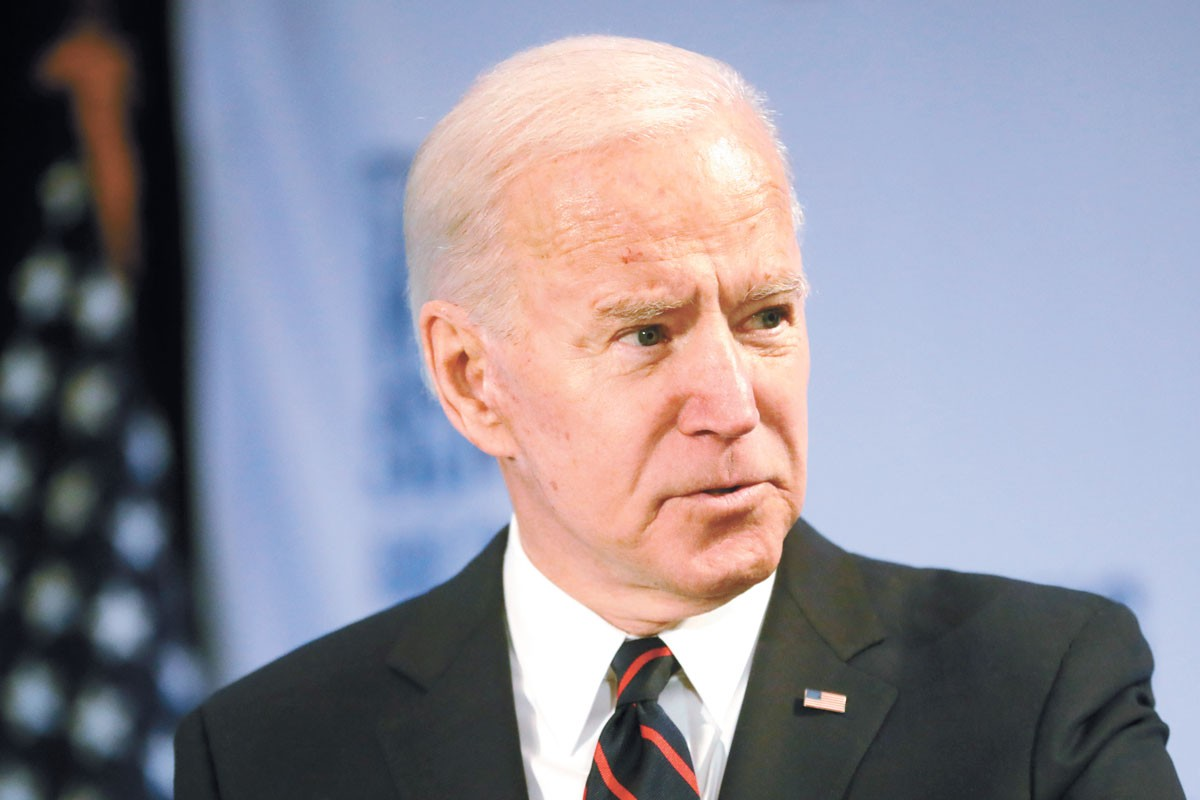 Joe Biden has an opportunity to rebuild better than before. - GAGE SKIDMORE PHOTO