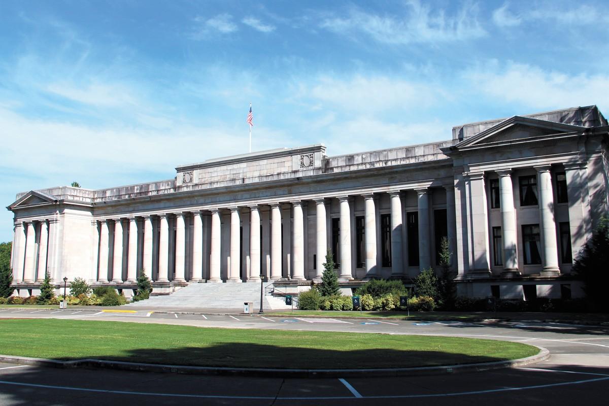 Washington state's Supreme Court. - CMH2315FL/CC BY-NC 2.0 PHOTO
