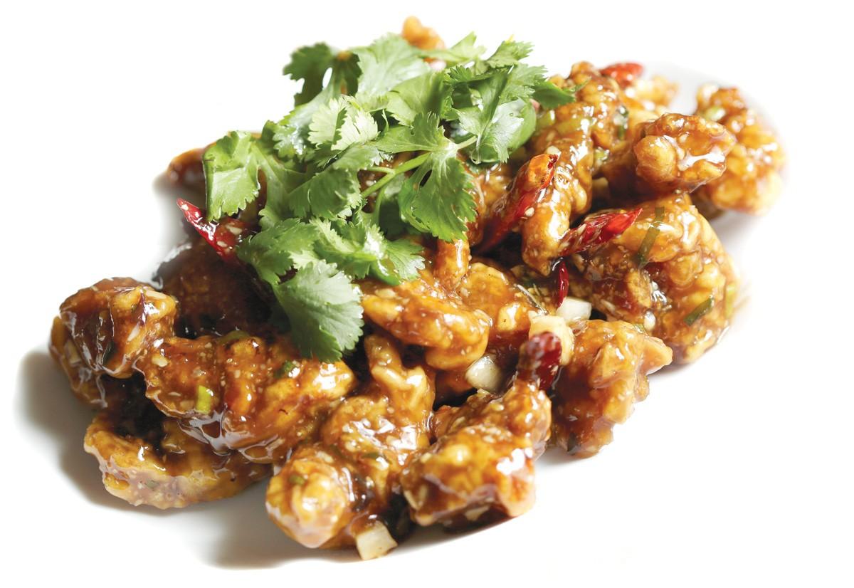 Gordy's Sichuan Gan Pung Chicken