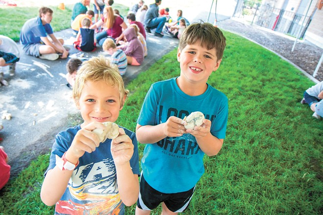 Day camp for kids of all ages is offered at the Kroc Center in Coeur d'Alene.