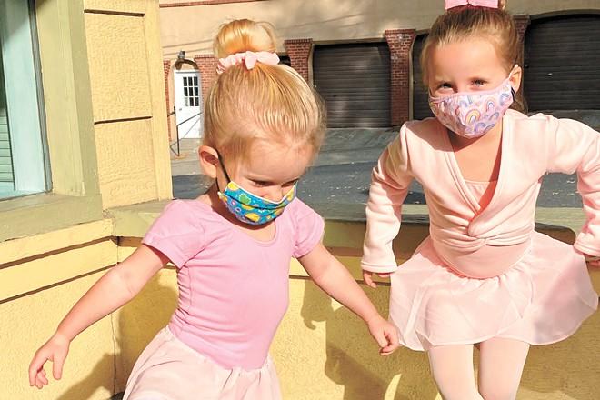 Get dancing with ballet camps at Sandra Olgard Studio of Dance.
