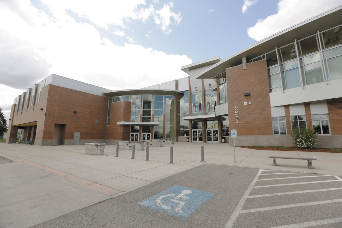 Rogers High School has added more AP classes as its graduation rate improved. - YOUNG KWAK PHOTO