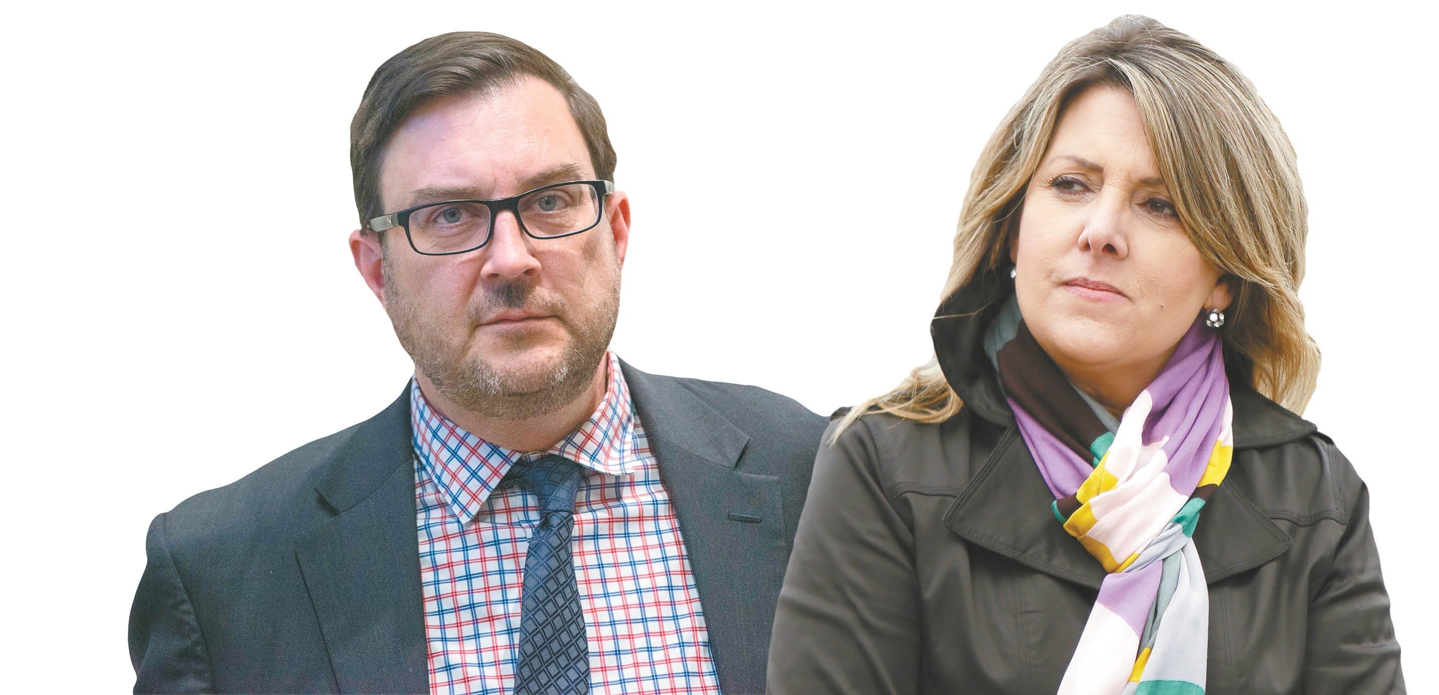 Mayor Nadine Woodward brought in a third party — the state auditor's office — to look into concerns that involved her former opponent, Ben Stuckart. Yet the auditors never actually talked to Stuckart during their inquiry. - DANIEL WALTERS AND YOUNG KWAK PHOTOS