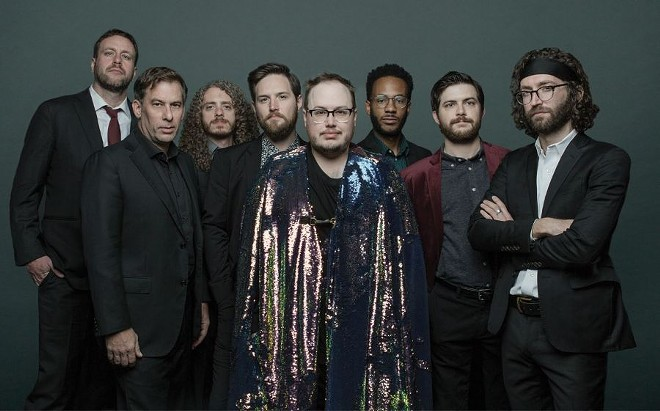 St. Paul and the Broken Bones kick off the Festival at Sandpoint on July 29.