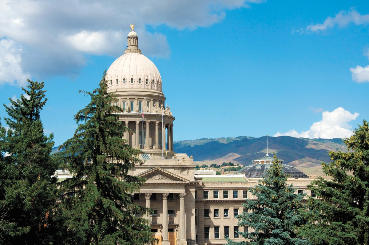 At the Idaho Capitol, Republican legislators have assailed Boise State University for its left-wing tilt, pointing to incidents like student protesters targeting a campus coffee shop last year for being too supportive of police.